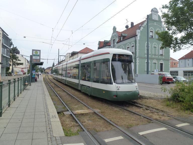 trams trains in deutschland augsburg. Black Bedroom Furniture Sets. Home Design Ideas