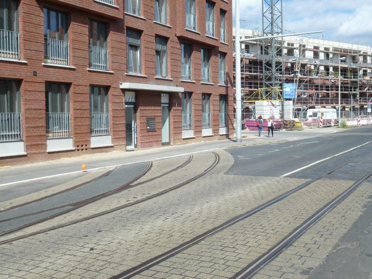 Trams Trains In Deutschland Braunschweig