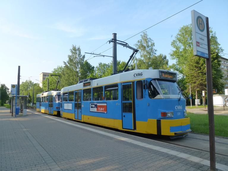 Trams Trains In Deutschland Chemnitz