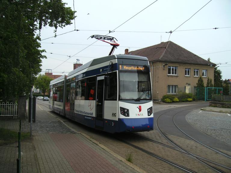 Trams Trains In Deutschland Halberstadt