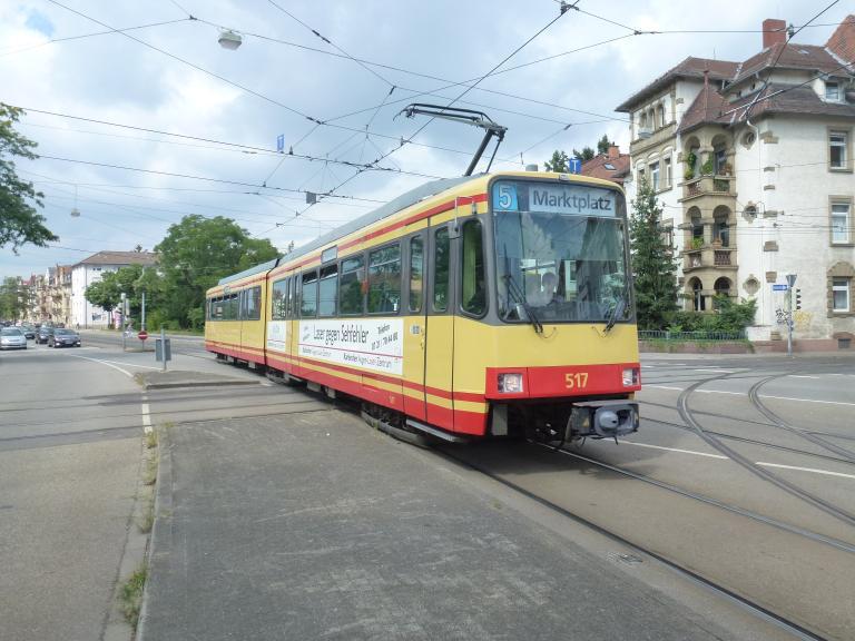 Trams trains in karlsruhe deutschland stra enbahn for Depot freudenstadt