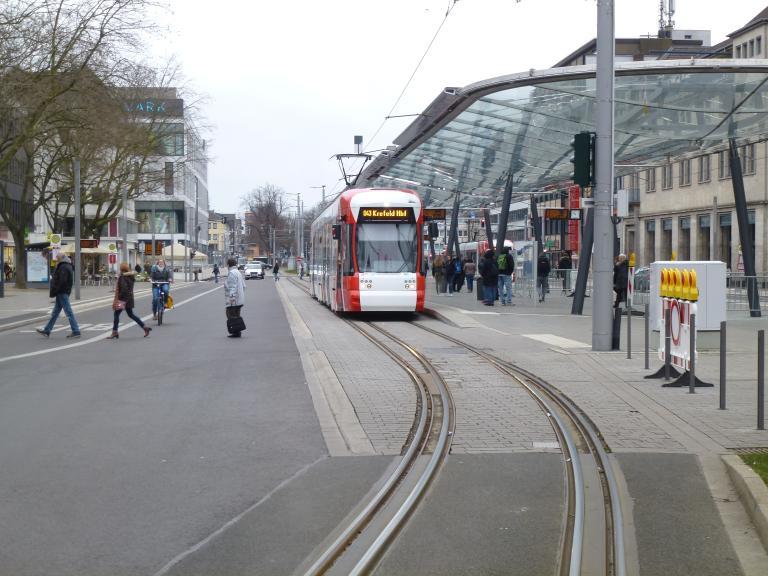 Krefeld Rheinstr
