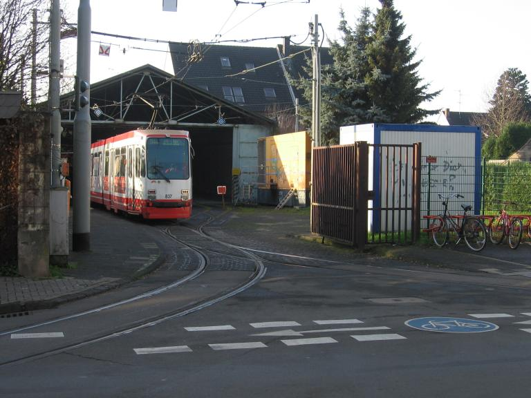 Trams Trains In Deutschland Krefeld