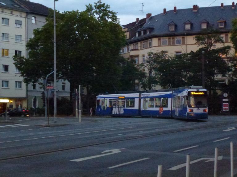 Trams Trains In Deutschland Mainz