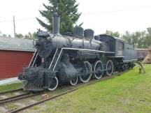 Central BC Railway and Forestry Museum