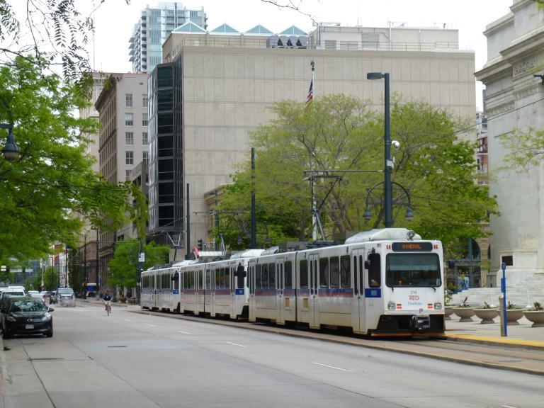Trams Amp Trains In Usa Denver